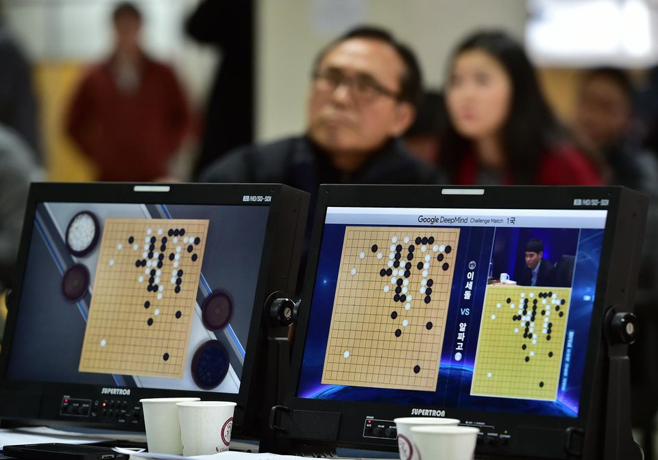Lee Sedol Alphago