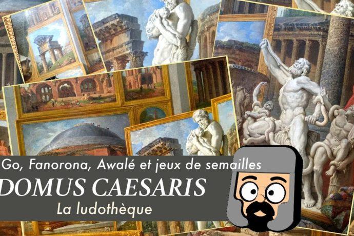 Le jeu de go sur la chaîne Domus Caesaris – Jeu de go – Animations