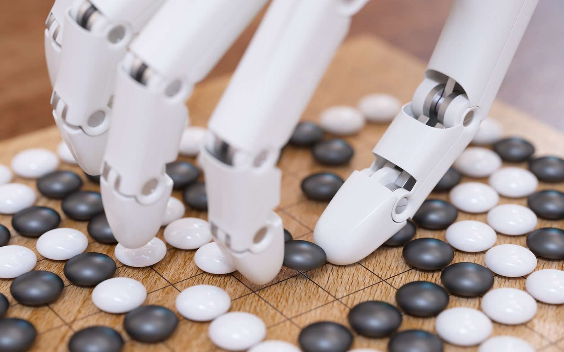 Définition | AlphaGo | Futura Tech