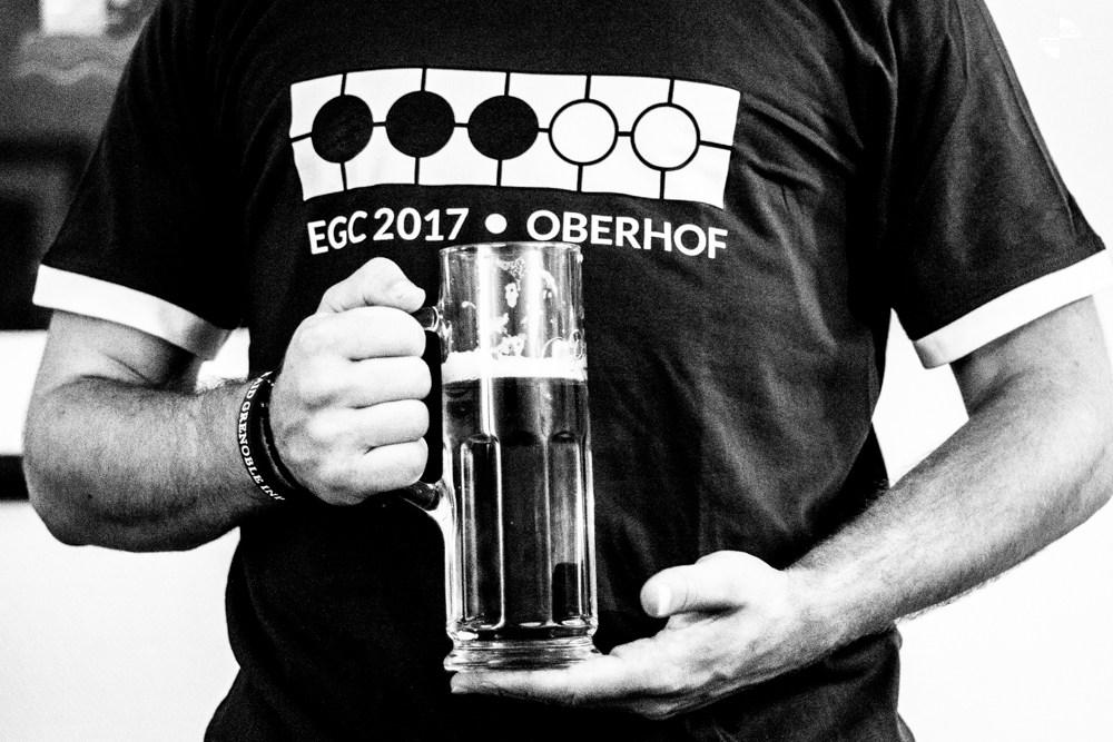 EGC 2017 – arrivée et première journée de tournoi | Le club de GO de Grenoble