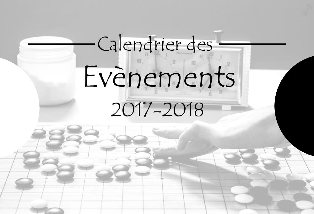 Calendrier LRA 2017-2018 – Ligue Rhône Alpes de go