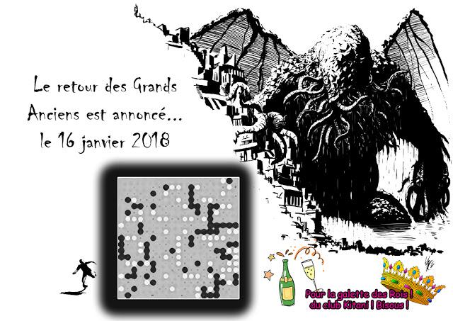 Kitani-Bordeaux-Club: Le retour des Grands Anciens ! 16 janvier 2018
