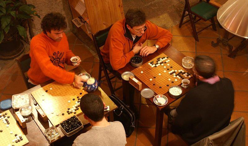 Les championnats de France du jeu de go se tiennent le week-end du 4 et 5 novembre 2017 à Toulouse.