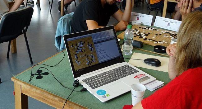 La partie est dupliquée sur ordinateur./ Photo DDM G.P