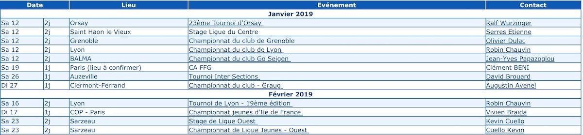 calendrier-ffg-go-janvier-fevrier-2019