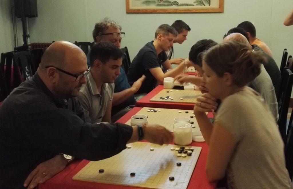 École de Go : Ouverture d'un nouveau créneau - Club de Go de Grenoble