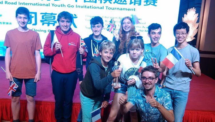 Voyage à Xian - Club de Go de Grenoble